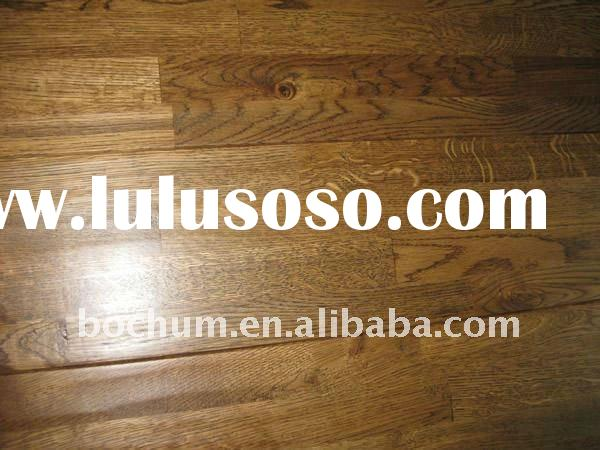 Handscraped Fingerjoint Solid Oak Wood Flooring