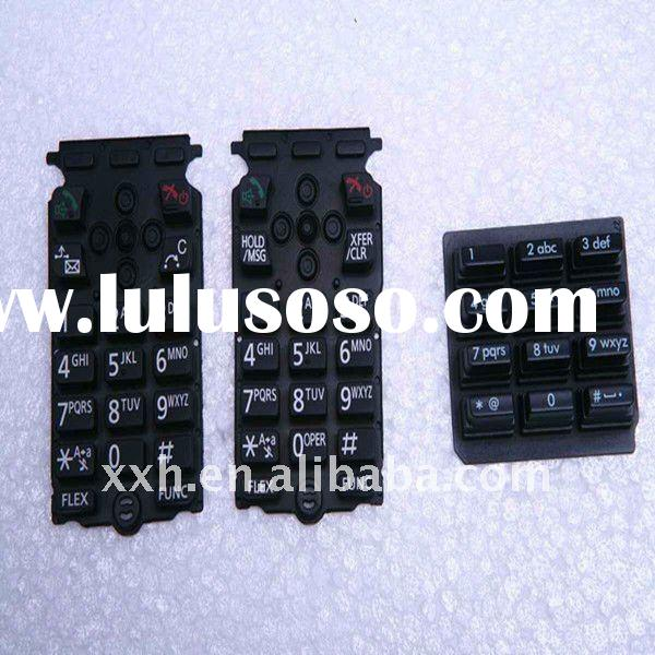 High Quality Silicone mobile phone keypad
