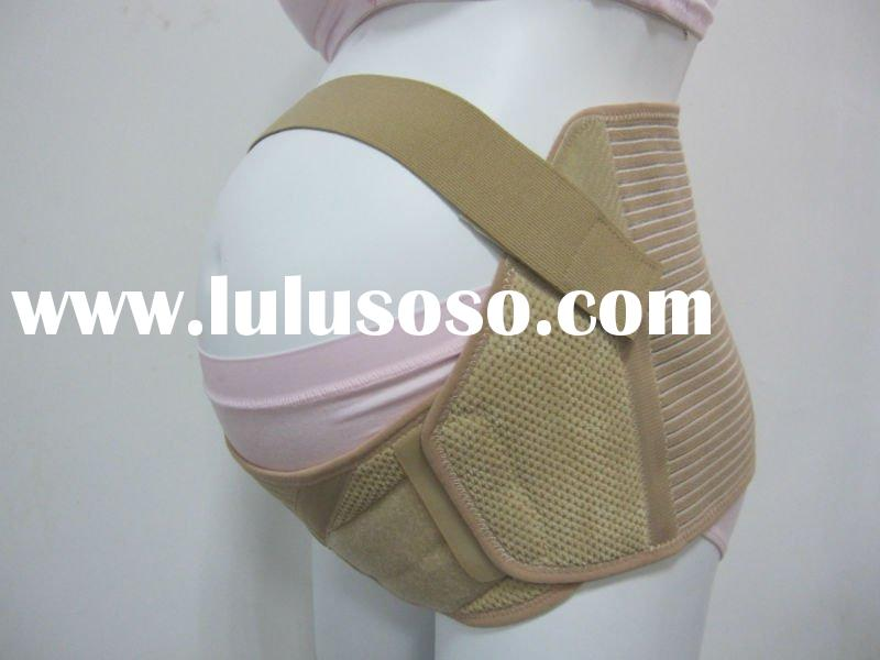 Maternity belt support