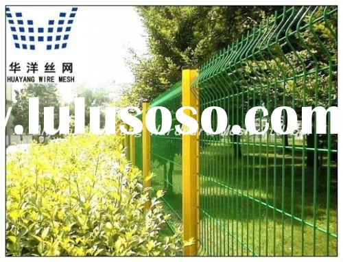 PVC Coated Fence --Welded Wire Panel
