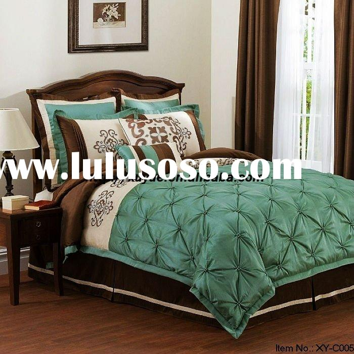 Professional Manufacturer 100% Cotton 4pcs bedding set XY-P037