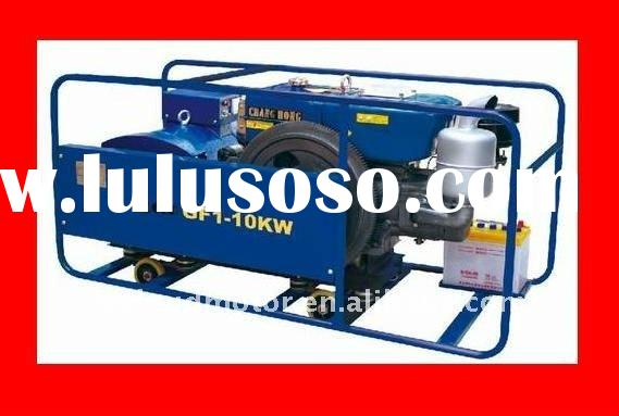 Small Power Water-cooled Diesel Generator