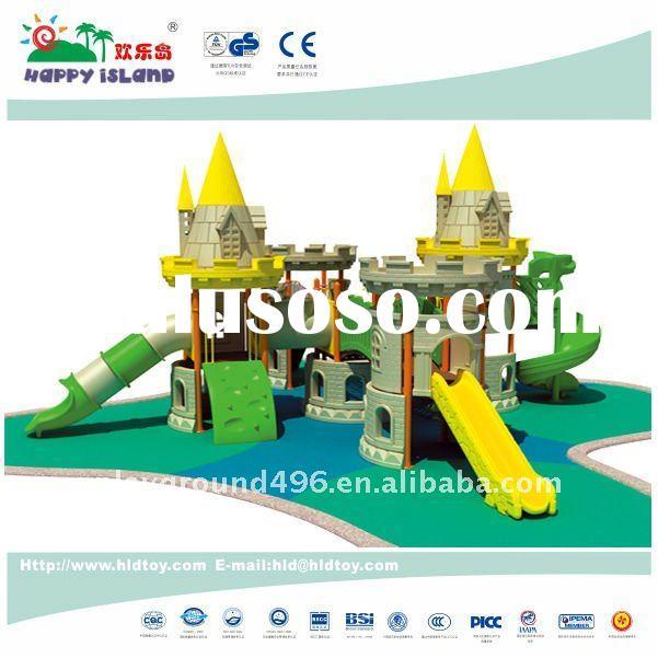 castle series outdoor playground