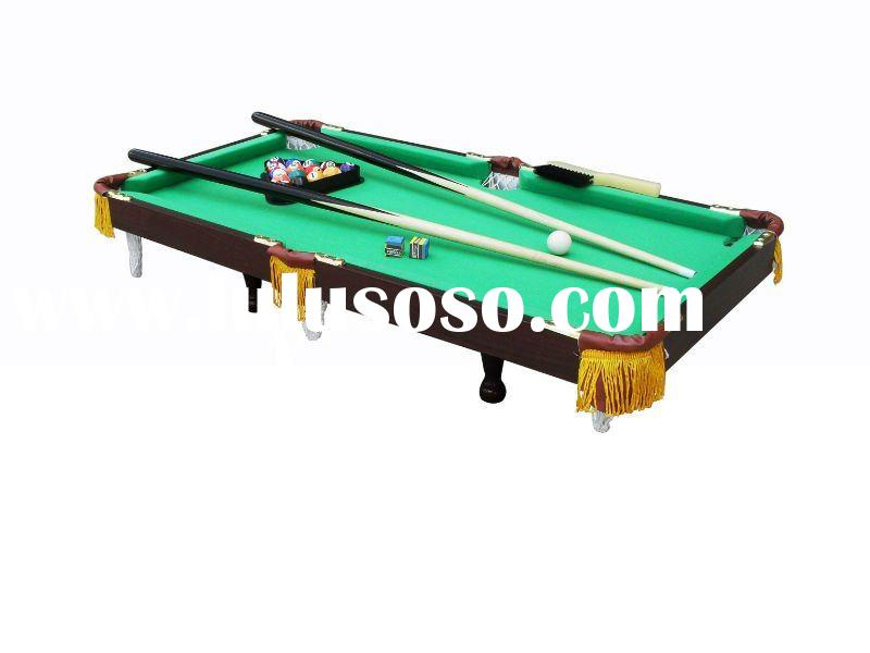 hot-sale and nice design mini pool table