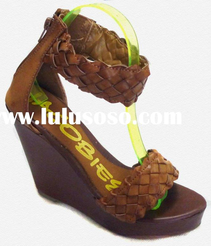 lady high heel sandal   shoes for good quality
