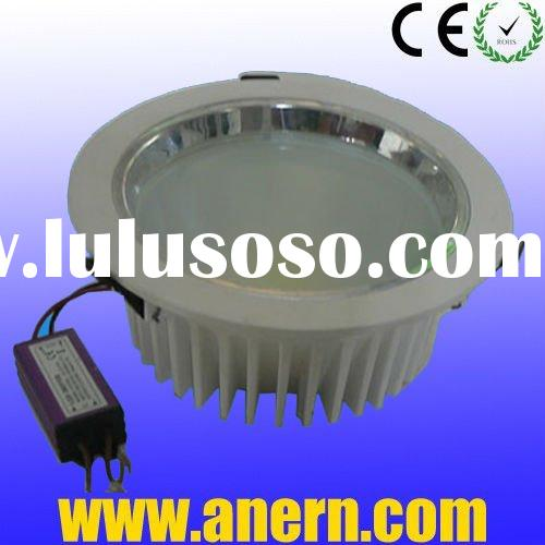 15w dimmable recessed led downlight