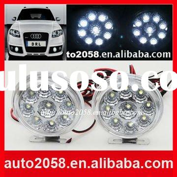 2011 E4 R87 round LED daytime running light