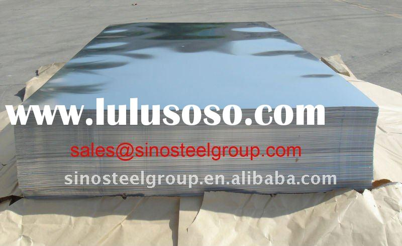 2B or BA or NO.4 or 8K, STAINLESS STEEL SHEETS