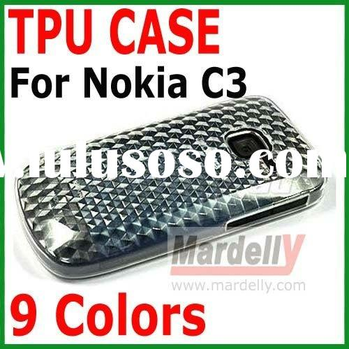 Cover for Nokia C3  Hot Selling(Paypal)