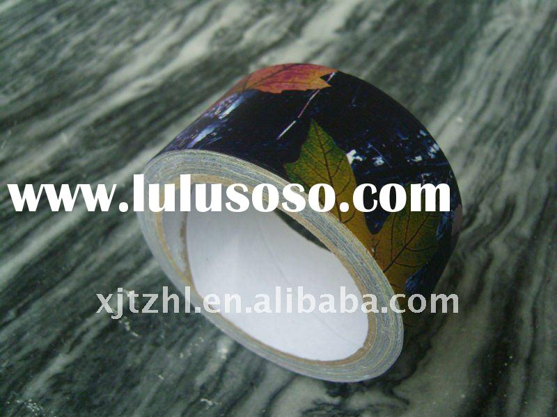 Duct tape (printing)/cloth tape/adhesive tape/printing tape/printing duct tape