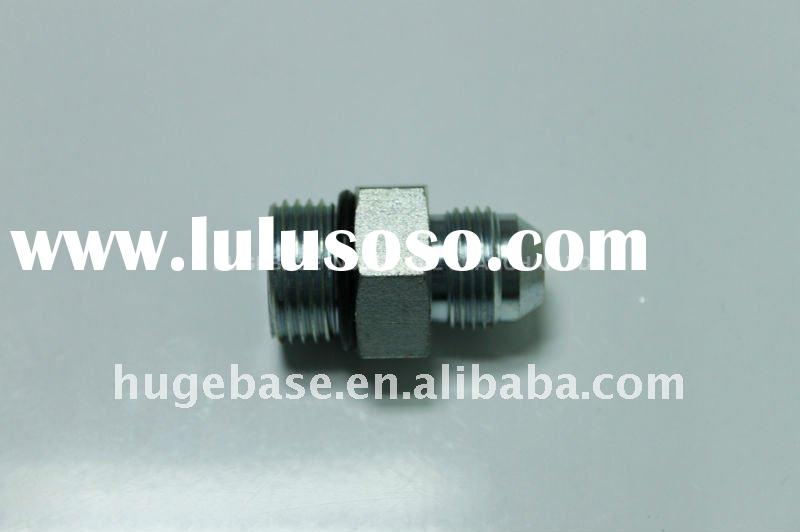 sae hydraulic connector /steel oring connector male /Hydraulic adapter and fitting