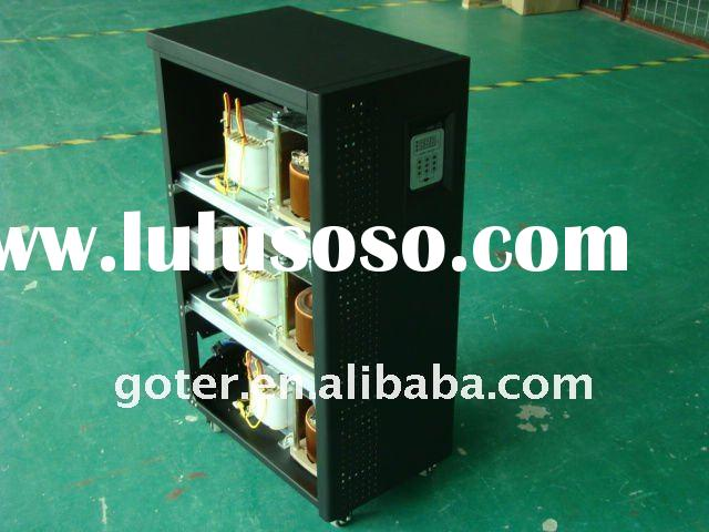 servo motor type voltage stabilizer