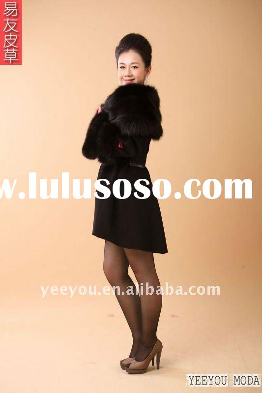 2011 hot selling luxious women/lady cashmere wool overcoating MOD1213