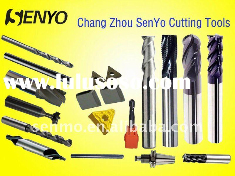 Cutting tools / solid carbide cutting tools / tungsten carbide end mill/milling cutter