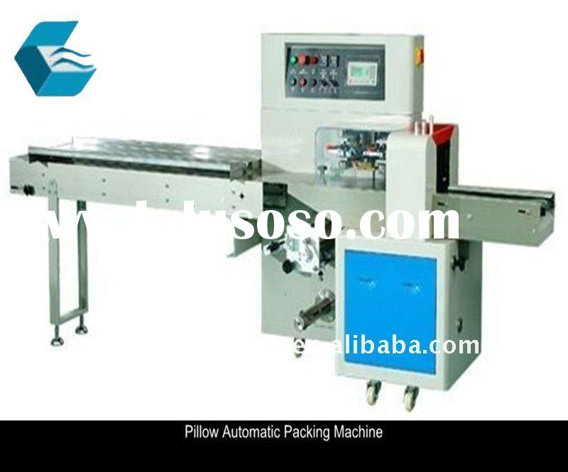 automatic chocolate package machinery