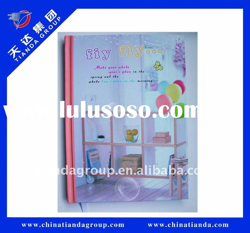printed Hard cover Notebook Diary (tdbs-10131)