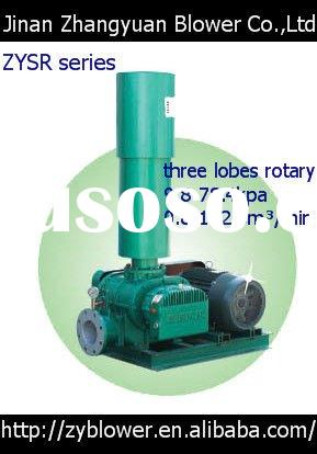 three lobes roots blower(manufacture&exporter)