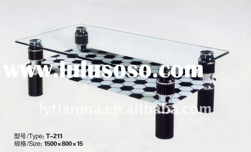 2011 new style glass table