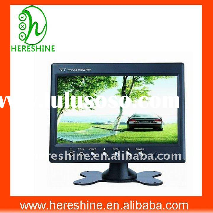 "7"" Stand-alone TFT LCD Monitor Car Monitor"