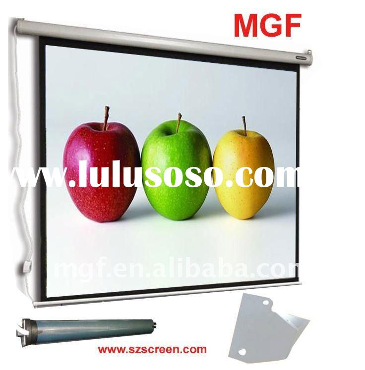 Electric Projection Screen  with remote controller