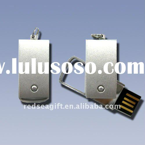 Elegant Metal Mini Memory Stick, mini flash drive, usb mini disk (UD190)