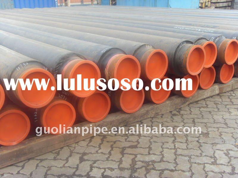 Insulated ERW pipe