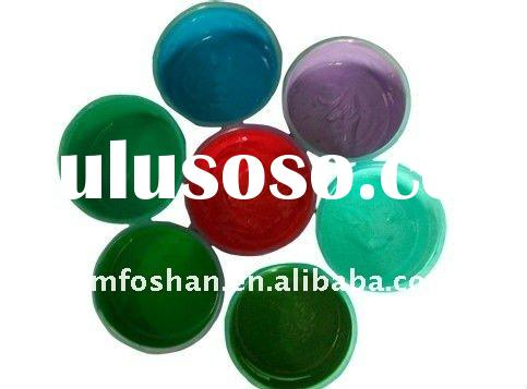 WATER BASED PIGMENT PASTE FOR textile printing