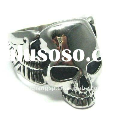 2011 Gorgeous Casted Jewelry Hotsale Stainless Steel Ring