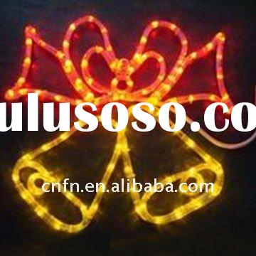 2012 christmas decoration led motify christmas bell