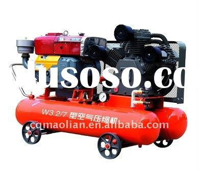 7Bar W3.2/7 Diesel Drive Mining Piston Compressor