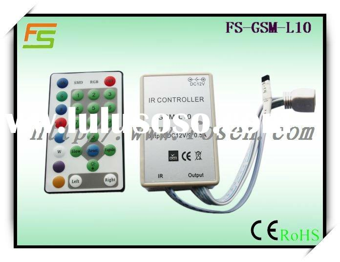 CE&RoHS RGB led strip controller