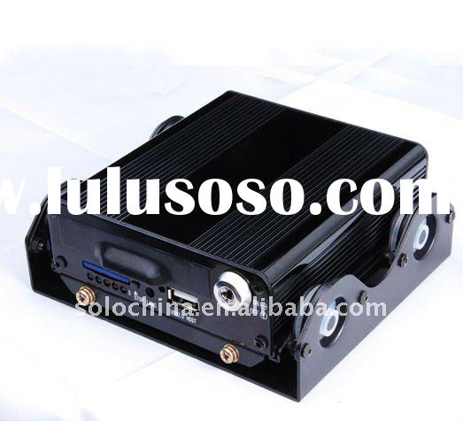 High resolution portable dvr recorder with gps for car, bus, truck...