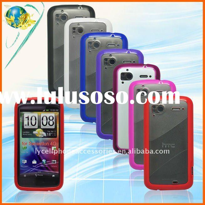TPU cell phone cover for HTC Sensation 4G(LY-C22)