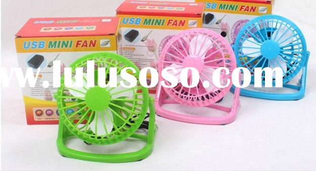USB MINI FAN USB interface, Plug and Play No external power supply.*Power supply: 5V from the USB po