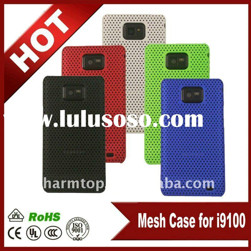 Rubberized Hard Case for Samsung i9100 Galaxy S2