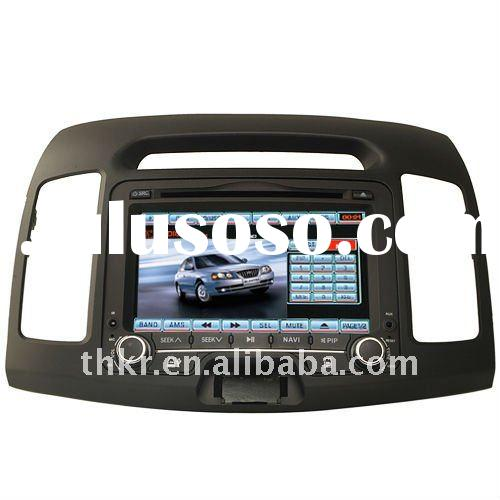 """2 Din Car DVD with 7"""" HD touch screen for Hyundai HDC with GPS-TV-Radio-Bluetooth-Ipod"""