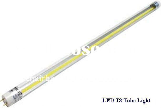 COB type led tube light 3 years guarantee and PMMA cover