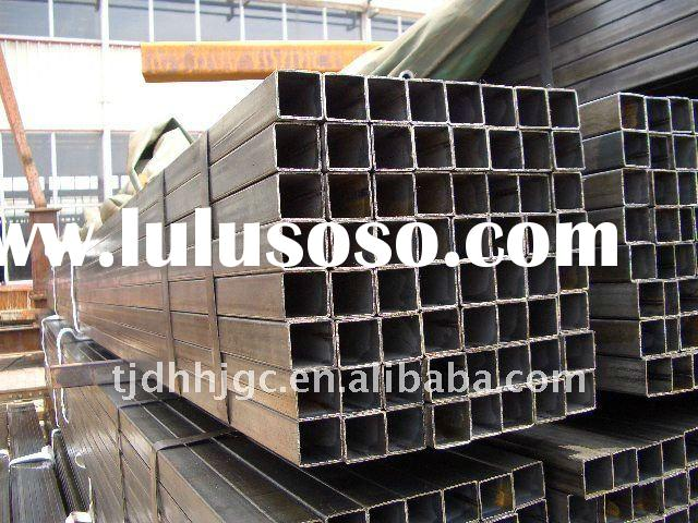 China Cheaper Hot Rolled Square Steel Pipe