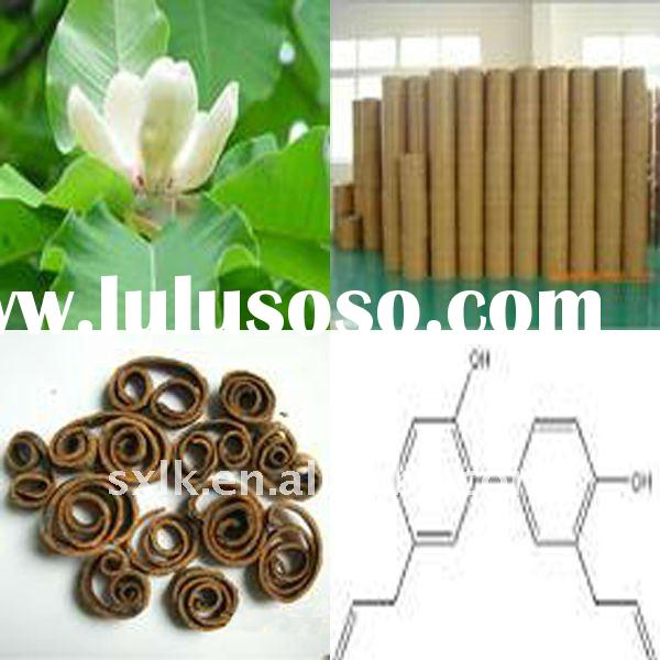 Cortex Magnoliae Officinalis Extract2%-98%-ISO,GMP Manufactory
