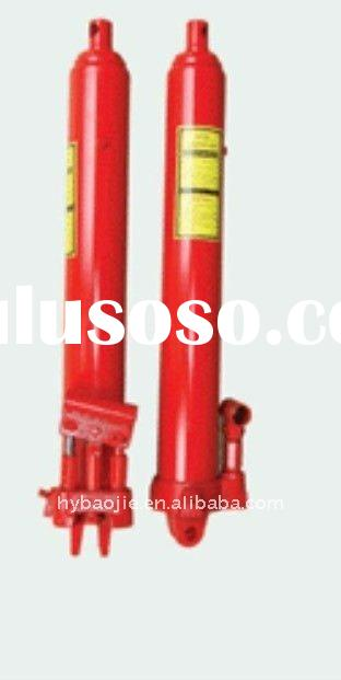 Hydraulic Cylinder  Double Pump   Swivel Base