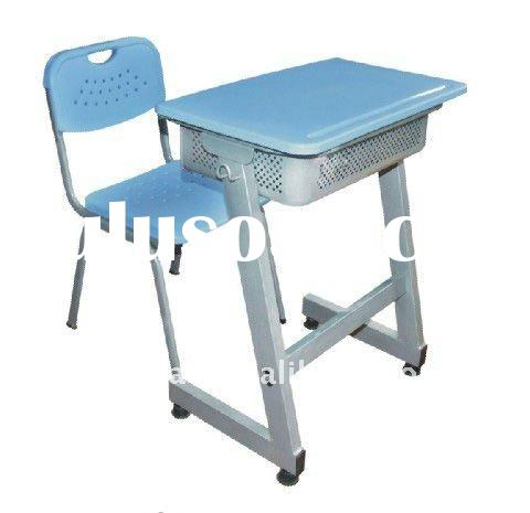 JB-D038 High Quality Comfortable Student Desk and Chair