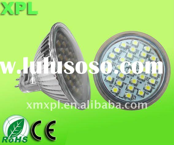 Mr16 LED Glass Lamp CUP