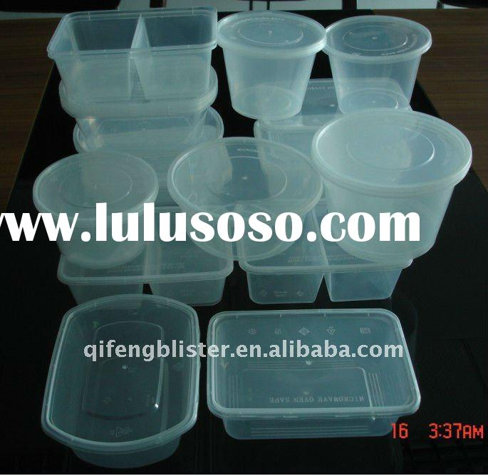 PP  disposable microwave food container ,plastic box,plastic lunch box container