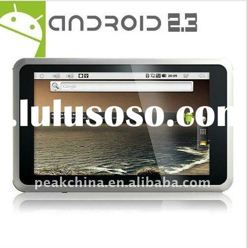 RF-F521, 7inch capacitive android 2.3 MID with Android Market