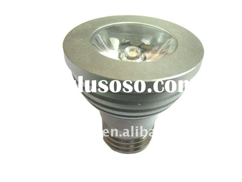 SHR-SD-3-002 e27 3w led spot light