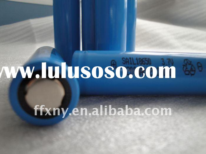 UL CE certificated grade A 18650 lithium ion battery