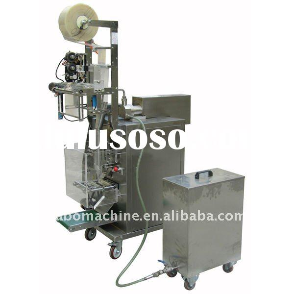Vertical Liquid Pouch Packaging Machine for ice lolly, juice, sauce, ketchup