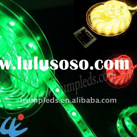 high brightness smd RGB led flexible strip