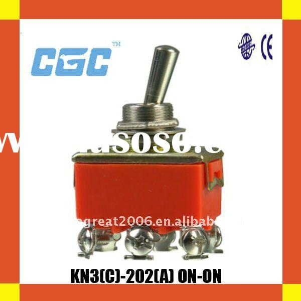 CGC Toggle Switch KN3(C)-202A HIGH QUALITY