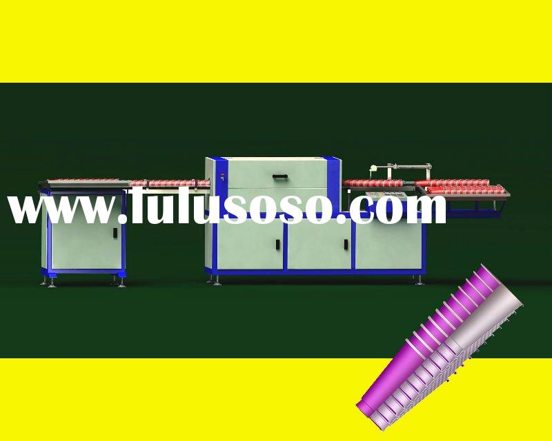 Dake-135CUP automatic plastic cup coiling machine